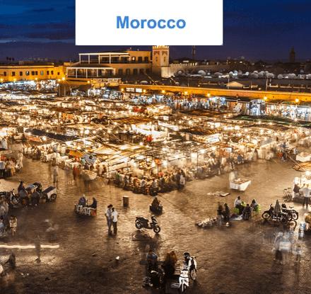 rent a car morocco